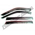 Ветровики ВАЗ 2111 широкие