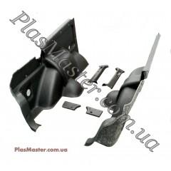 Обивка багажника ВАЗ 21214 усиленная гладкая